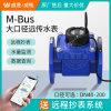 威銘LXLC-Y3G工業園區用大口徑遠傳智慧水錶DN125