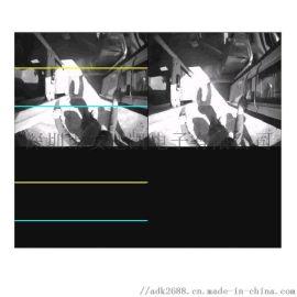 广场摄像头计数器 快速分析客流算法 摄像头计数器功能