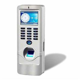 TFS90金属指纹门禁考勤机,指纹刷卡考勤机