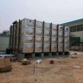 贮存水箱玻璃钢保温水箱
