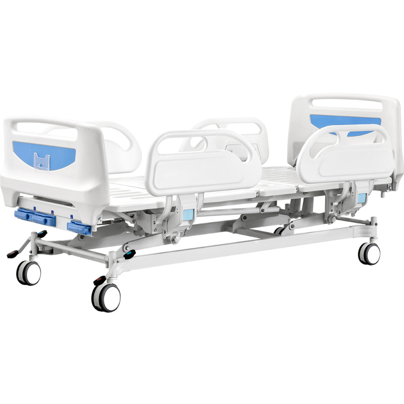 B3c 三功能手动升降医用护理病床 手动病床