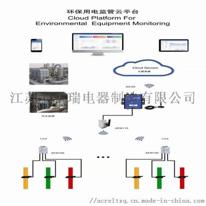 江西环保用电大数据 环保设备用电无线计量模块