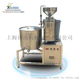 自动商用豆浆机,不锈钢豆花机食堂门店用做豆腐豆浆机