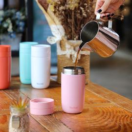 MoChic保温杯咖啡杯定制304不锈钢保温杯厂家