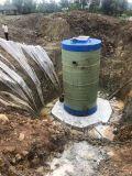 地埋式污水一体化提升泵站 雨水收集泵站