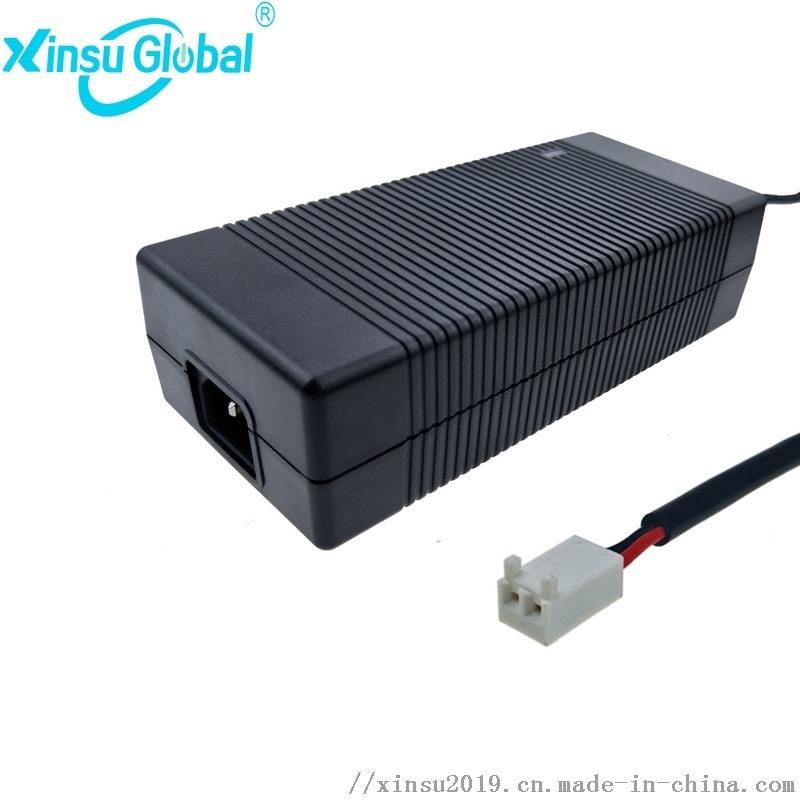 33.6V5A鋰電池充電器中國CCC日本PSE認證