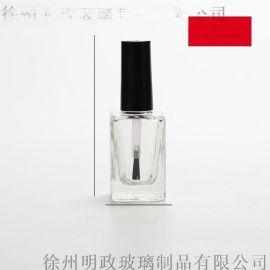 5ml方形玻璃指甲油瓶化妆品液体腮红分装瓶甲油瓶