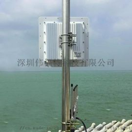 5.8G无线数字微波远距离10公里传输设备