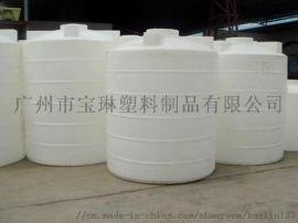 塑料水塔1-30吨储罐塑料储水桶耐酸碱储罐
