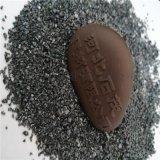 喷砂金刚砂 打磨除锈用黑金砂 建筑用黑色石英砂