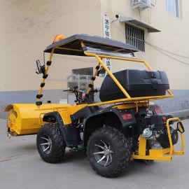 冬季道路積雪養護車 裝載機掃雪機除雪車