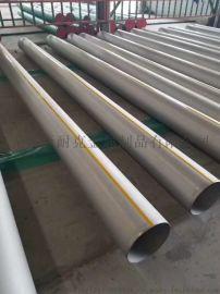 厨房设备耐高温性超大口径201不锈钢焊管