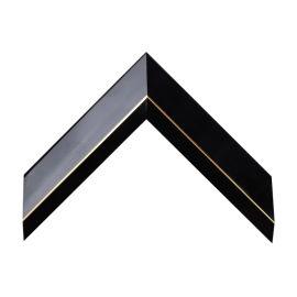 现代轻奢装饰画线条 画框相框轻奢实木线条