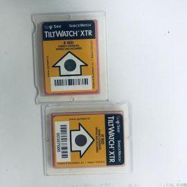 美国进口Tiltwatch XTR物流防倾斜标签