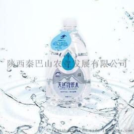 秦巴山沏茶水 广东秦巴山天然泡茶水 3.6L*2桶