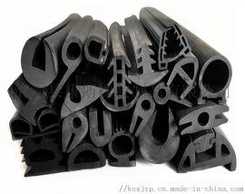 机械用橡胶密封条 异型橡胶条可定做