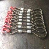 吊索具钢丝绳 皇冠店铺 起重吊具 手工编织绳结