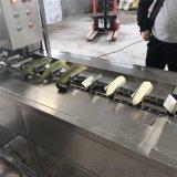 玉米切段流水线,冷冻玉米切段设备,速冻玉米切断机