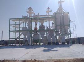 出口埃塞俄比亚420环模造粒生产线 大型颗粒饲料