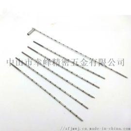 304不锈钢毛细管 侧孔针 穿刺针定制加工