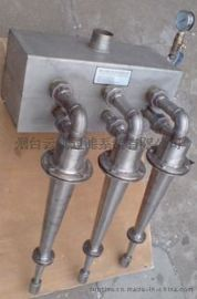 磁鼓式磁性分离器与不锈钢涡流分离器二级过滤组合
