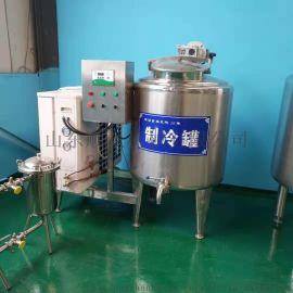 酸奶低温巴氏杀菌机 奶酪成型机械