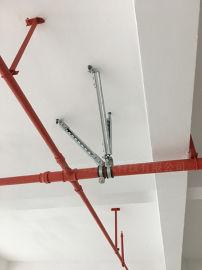 廣東抗震支架廠家說明抗震支架與傳統承重支架的區別?