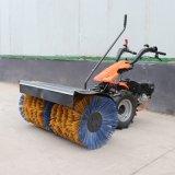 学校操场手推式扫雪机 全自动冰雪路面清理机 捷克