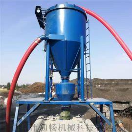 粉煤灰倒库气力输送机石粉自动吸料装罐车机
