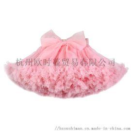 韓版兒童芭蕾舞裙/女童演出服童裝半身裙