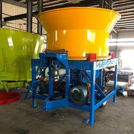 自动草捆粉碎机,大型旋切式粉碎机,圆盘式秸秆粉碎机