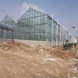 智慧溫室建設智慧玻璃溫室大棚工程提供溫室資材