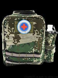 蓝夫人防战备应急包户外旅游防护包家庭救生包
