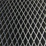 防滑菱形钢格栅板用于踏步
