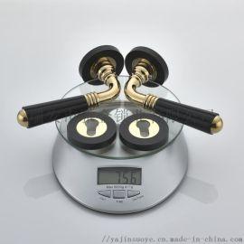 室内执手锁,卧室静音房门锁,锌合金通用锁,58锁具