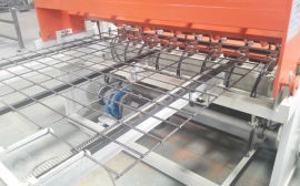 河北护栏网数控钢筋网片焊接机厂家