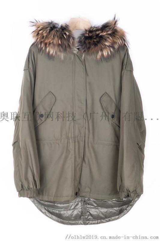 灵音江南风加厚女装折扣羽绒服2019冬季服装