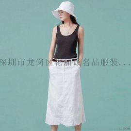 时尚设计师女装品牌例外尾货货源