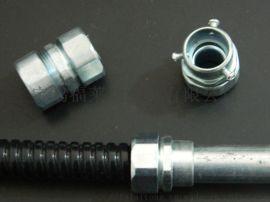 镀锌软管 阻燃包塑管 阻燃金属穿线管 DN15