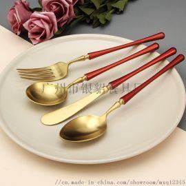上海北京酒店用品 304不锈钢西餐餐具 牛排刀叉