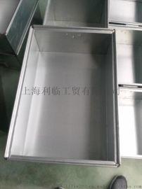 铁周转箱铁皮箱收纳箱工具箱金属周转箱