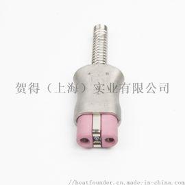 T-727H 陶瓷铝壳工业插头