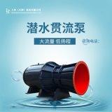 广西1200QGB-220KW潜水贯流泵厂家报价
