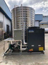 格瑞沃空气能热水工程一体机主机