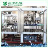 饮料矿泉水、酒精三合一旋转式灌装生产设备