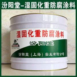 湿固化重防腐涂料、良好的防水性、耐化学腐蚀性能
