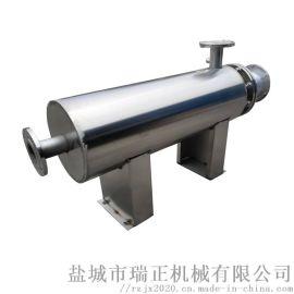 过热蒸汽加热器水循环加热设备电蒸汽加热管道加热器