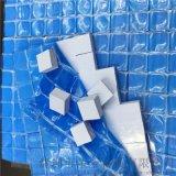 導熱矽膠片軟性導熱矽膠墊片帶膠導電銅箔
