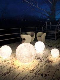 四川中晨 led圆球芦苇灯户外防水景观灯