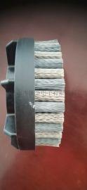 苏州铼金供应不锈钢毛刷 陶瓷刷 钢丝刷去毛刺